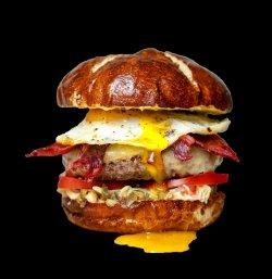Complete Burger image