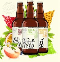 Cidru Old Mout Summer Berries image