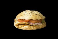 Donner sandwich