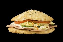 Sandwich Mamasita meniu