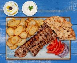 Costiţă de porc fără os (pancetta) image