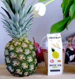 Smoothie bowl ananas image