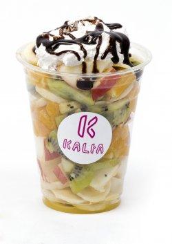 Salată de fructe din 4 sortimente la alegere