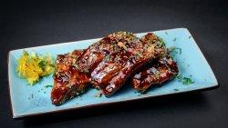 Spare ribs menu image