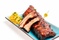 Spare ribs - coaste porc image