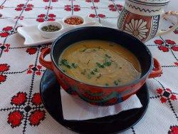 Supă cremă legume image