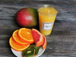 Orange fresh    image