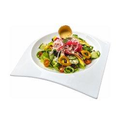 Salată cu crab stick image