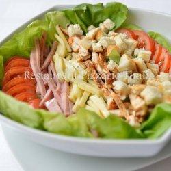 Salată Savoiardi