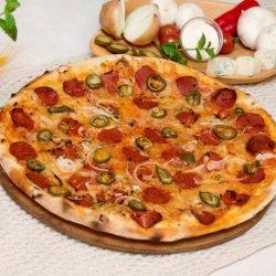Diavola (QPizza) + o băutură GRATUIT