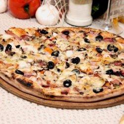 Extravaganzza (QPizza) + o băutură GRATUIT image