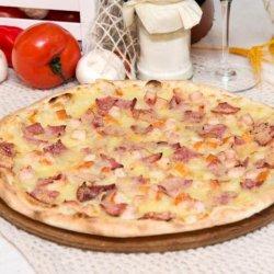 Meat Passion (QPizza) + o băutură GRATUIT