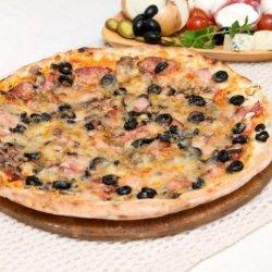 Rustica (QPizza) + o băutură GRATUIT