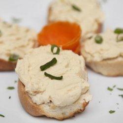 Bruschette cu humus