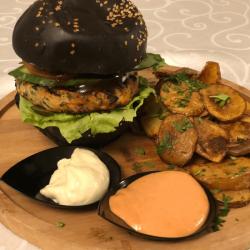 Meniu Burger de Pește image