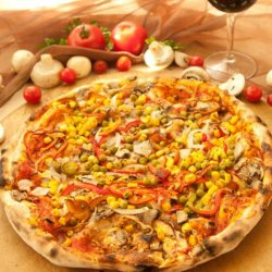 Pizza de post (Oferta Roco), 1+1, 4 băuturi GRATUIT