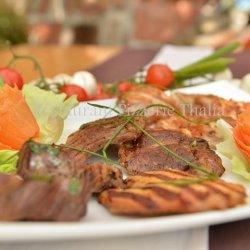 Platou Mix grill