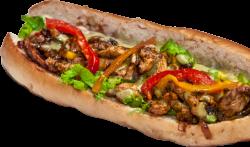 Sandwich fajitas image