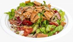 Salată fattouch image