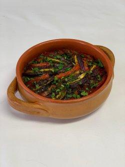 Ratatouille legume cu orez basmati