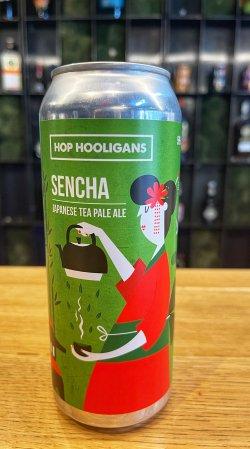 Sencha - Japanese tea pale ale-Hop Hooligans image