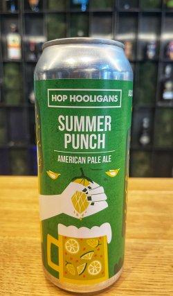 Summer punch - APA- Hop Hoolingas (bere la doză) image
