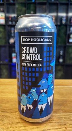 Crowd Control - New England IPA-Hop Hooligans(bere la doză) image