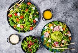 Make your own salad image