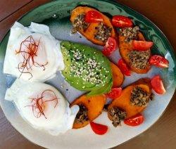Gluten-free breakfast image