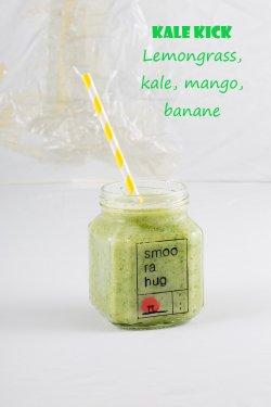 smoothie la birou-kale kick image