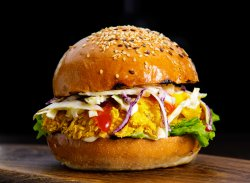 American Crispy Burger image