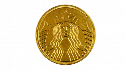 Starbucks® Gold Coin image