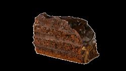 Tort cu cremă bogată de ciocolată image