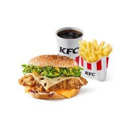 Meniu Real Burger Nepicant  image