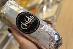 Burrito cu pui la grill image