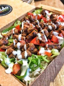 Burrito box cu vită image
