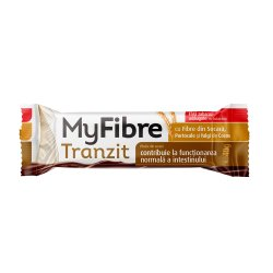 Baton digestiv cu fibre din secara,cocos si portocale MyFibre