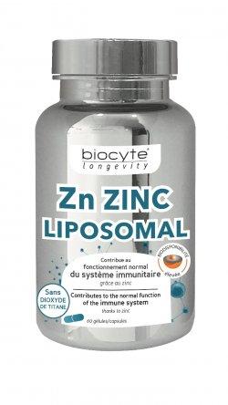 BIOCYTE ZINC LIPOZOMAL, 60 CAPSULE