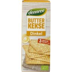 Biscuiti din spelta si unt Butterkeks 150g  Dennree