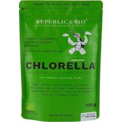 Chlorella pulbere pura