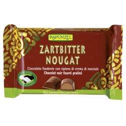 Ciocolata Nougat amaruie 100g Rapunzel