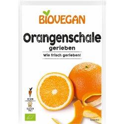 Coaja de portocala rasa FARA GLUTEN bio 9g Biovegan