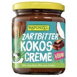 Crema de ciocolata amaruie cu cocos