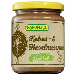 Crema de cocos alune si curmale FARA ZAHAR