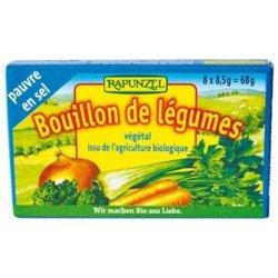 Cub de Supa de legume cu putina sare 8 buc