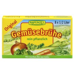 Cub de Supa de legume Orginal 8 buc