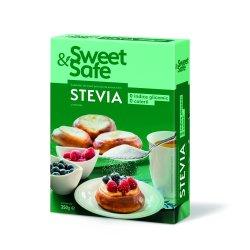 Indulcitor natural cu Stevia Sweet&Safe 350g SLY NUTRITIA