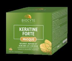 KERATINE FORTE MASCA DE PAR, 100ML - BIOCYTE