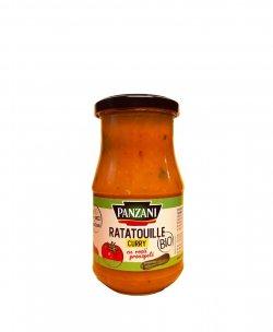 Panzani Sos Ratatouille Curry BIO 410g