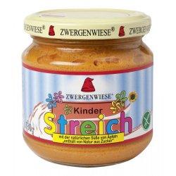 Pate vegetal pentru copii indulcit cu suc de mere FARA GLUTEN